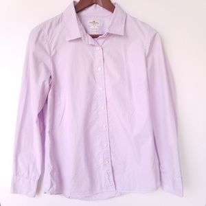 J. Crew Factory Haberdashery Gingham Button Down S